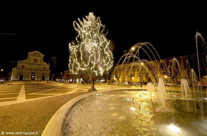 Avezzano, Piazza Risorgimento