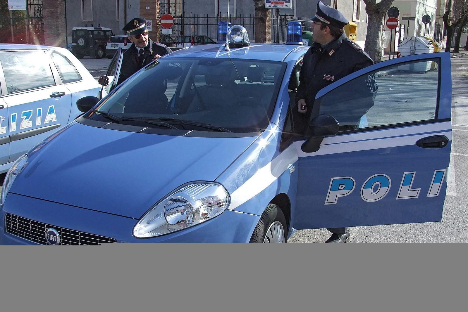 polizia volante sportello
