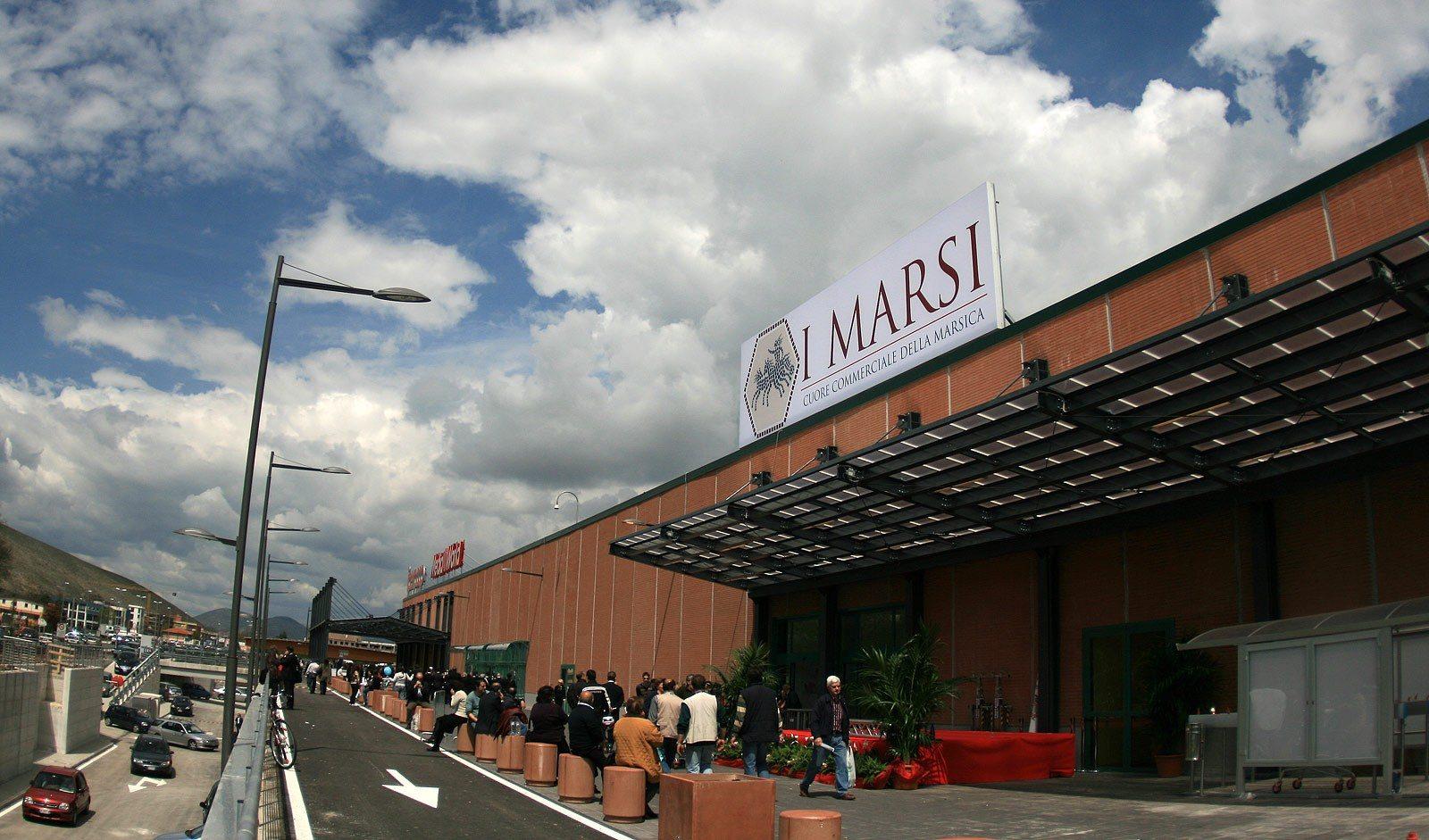 Centro commerciale I marsi Coop avezzano