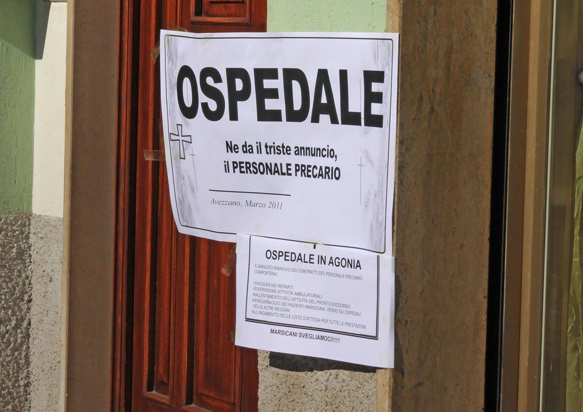 Ospedale 9 reparti accorpati per ferie chiusi i posti - Fachiro letto di chiodi ...