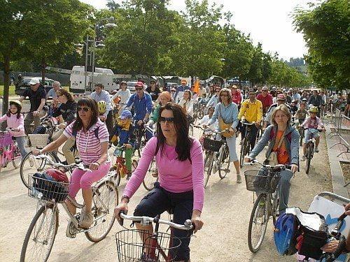 Biciday, giornata della bicicletta