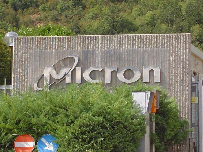 Micron chiede una nuova cassa integrazione di 13 settimane, rinviato il vertice al ministero