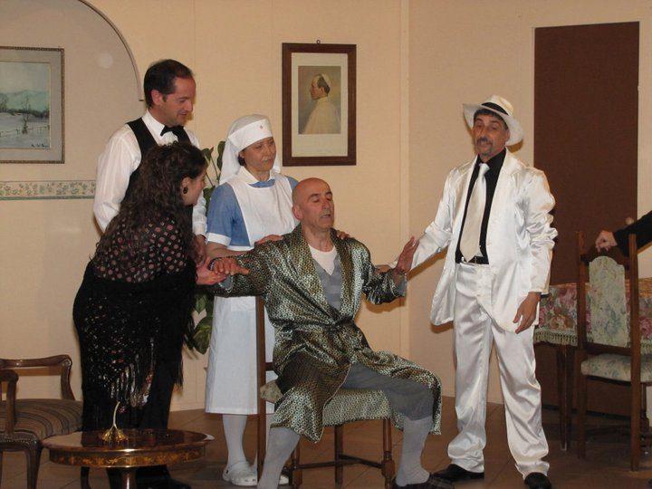 Je concentraménte, La paura fa novanda, commedia ad Avezzano (4)