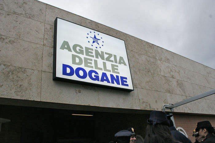 agenzia delle dogane declassato ad Avezzano