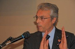 Gianni CHiodi durante il suo intervento 2