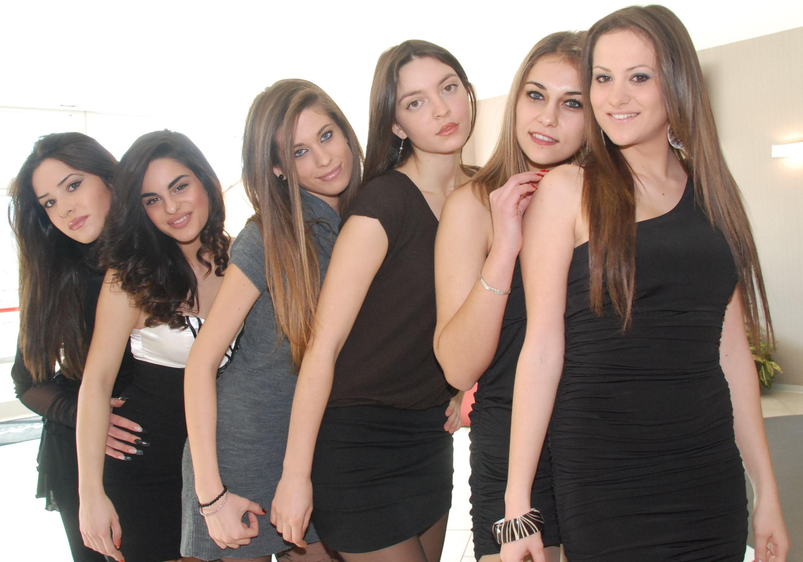 concorso di miss Italia