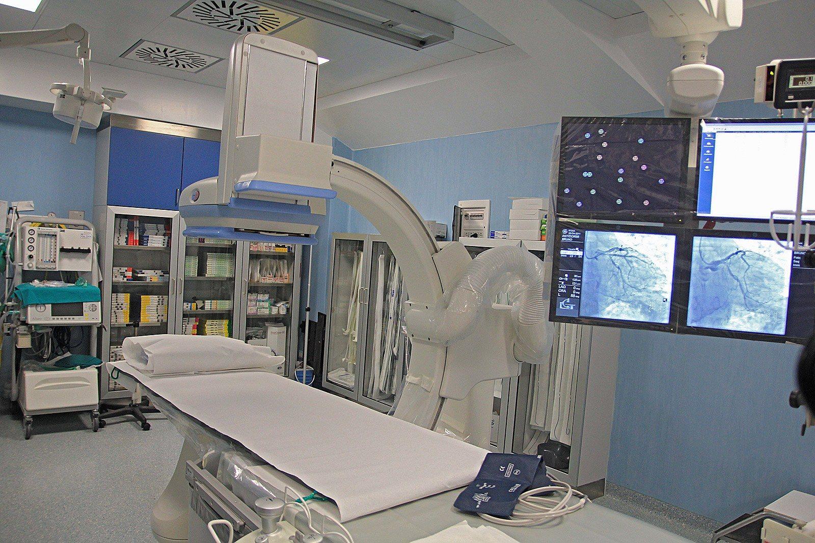 inaugurazione reparto emodinamicospedale di Avezzano (10)