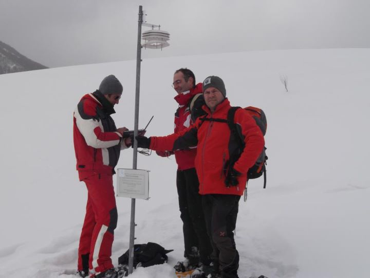 Temperatura record nel parco sirente velino registrati for Piani di missione