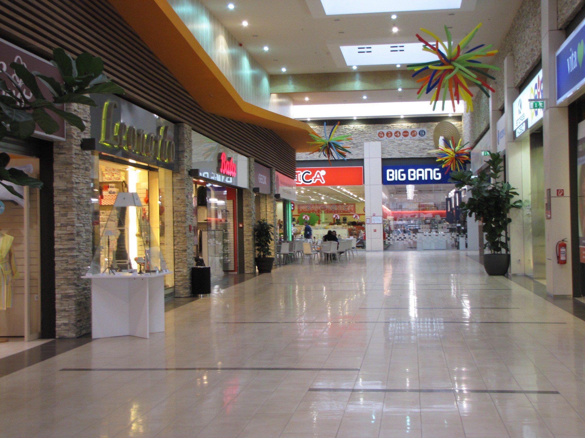 Nuovo centro commerciale il progetto sar analizzato for Centro commerciale campania negozi arredamento