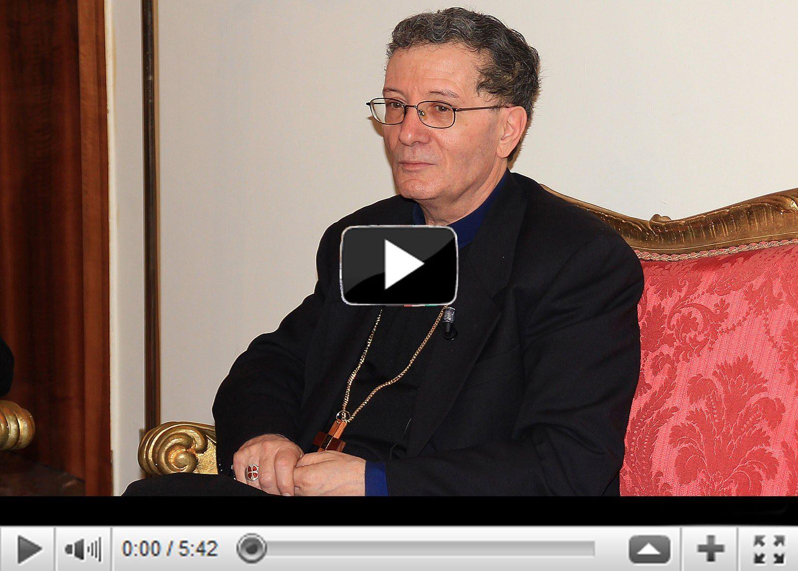 vescovo pietro santoro video
