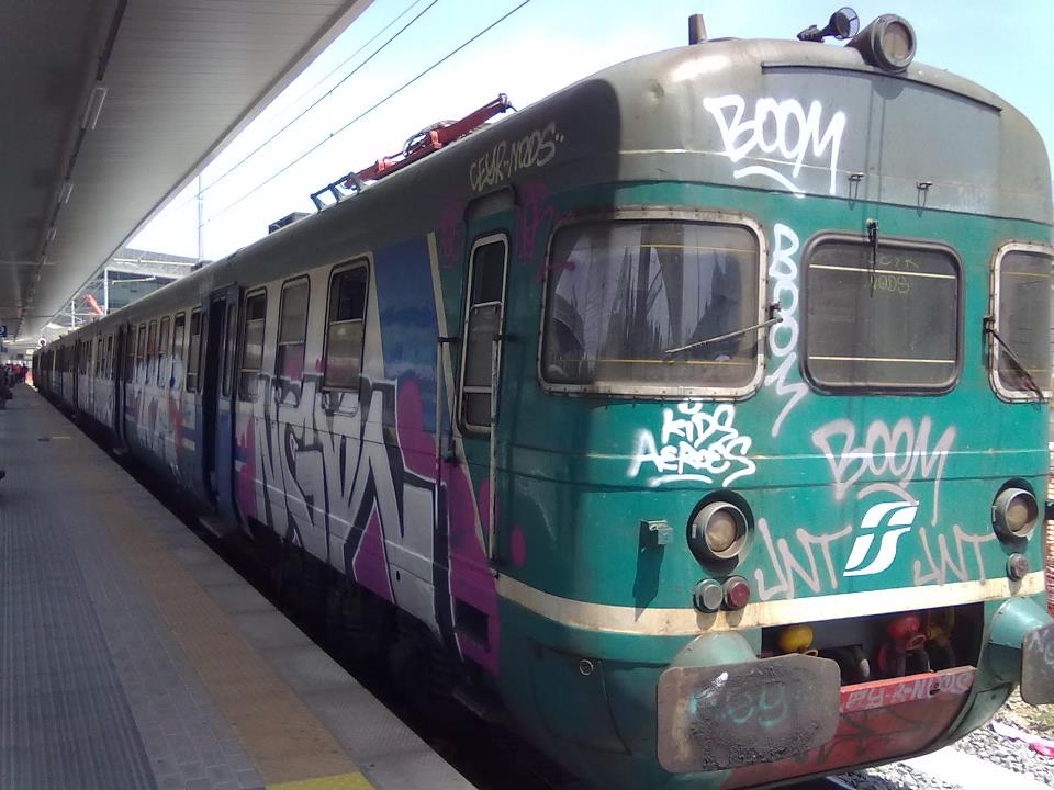 Treno Roma Avezzano