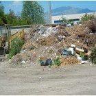 Discarica abusiva periferia di Avezzano