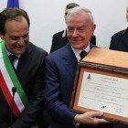 Gianni Letta, cittadino onorario di Aielli (9)