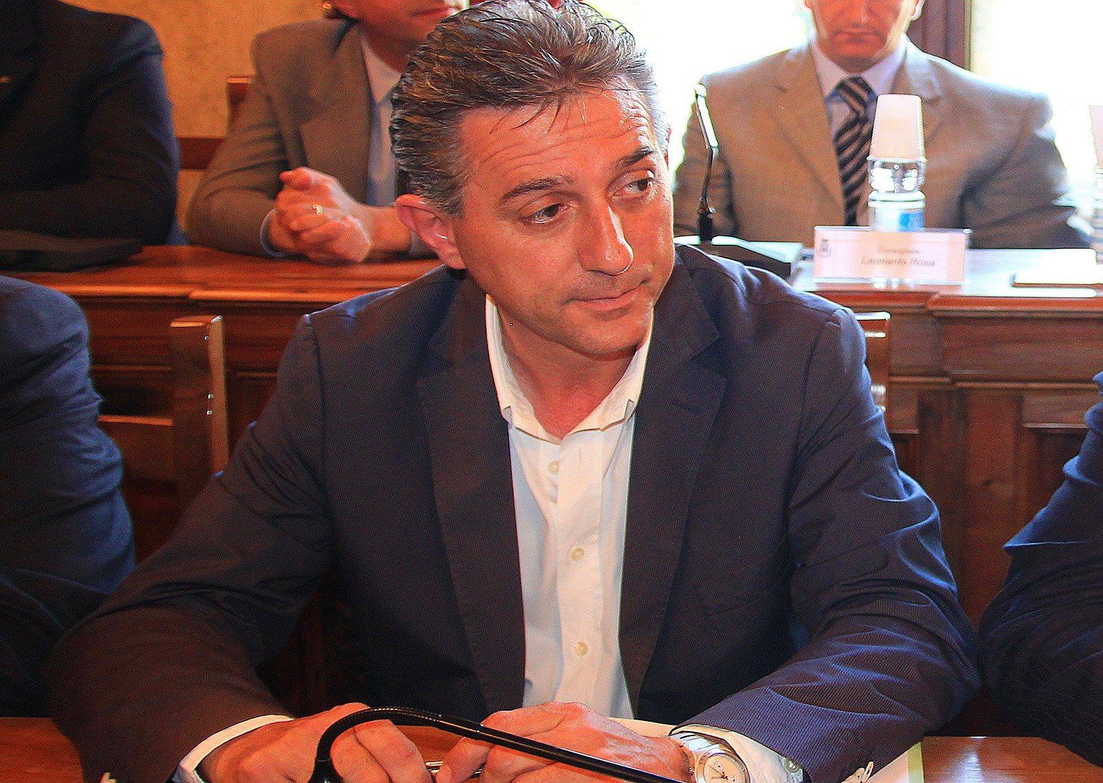 Vincenzo Ridolfi, consigliere comunale