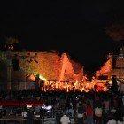 Vinicio Capossela nello storico concerto all'anfiteatro di Alba Fucens (9)