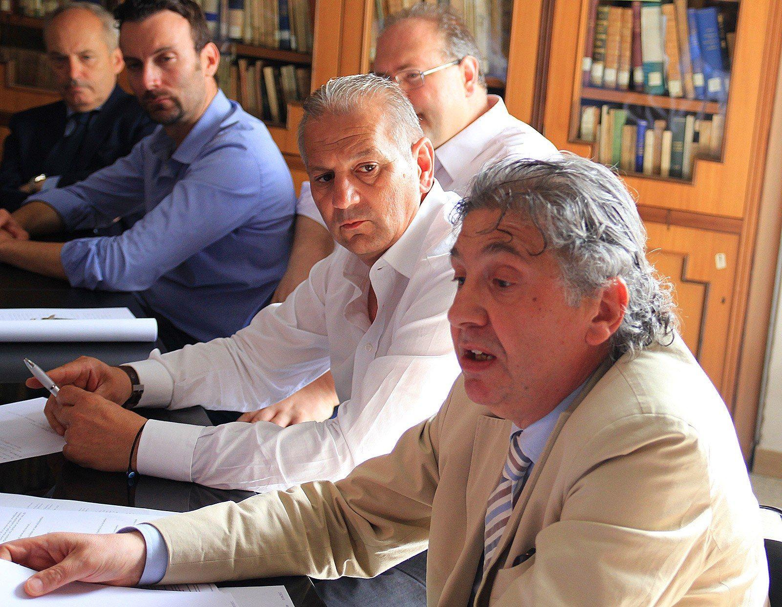 ordine degli avvocati incontra i politici per salvare il tribunale (3)