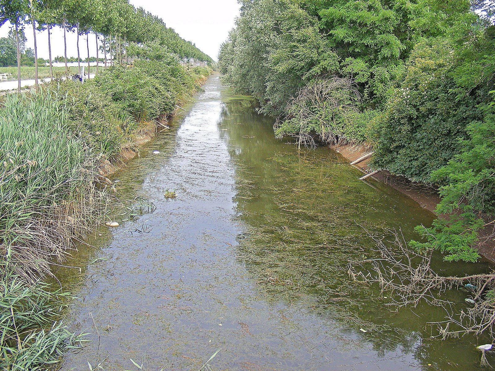 siccità nel fucino canali irrigazione agricoltura (6)
