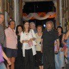 Claudia Koll racconta la sua conversione a Trasacco (3)