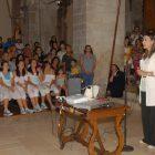 Claudia Koll racconta la sua conversione a Trasacco (5)