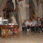Claudia Koll racconta la sua conversione a Trasacco (6)