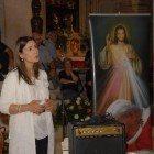 Claudia Koll racconta la sua conversione a Trasacco (7)