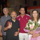 Claudia Koll racconta la sua conversione a Trasacco (9)