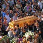 Funerali a carsoli del giovane morto in un incidente a Roma (4)