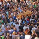 Funerali a carsoli del giovane morto in un incidente a Roma (5)