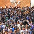 Funerali a carsoli del giovane morto in un incidente a Roma (6)