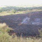 Incendio Cappelle Protezione civile Tagliacozzo