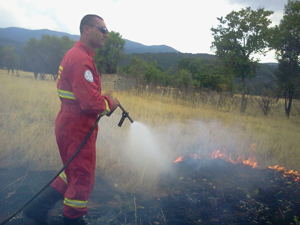 Incendio Cappelle Protezione civile Tagliacozzo  (2)