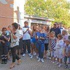 Intitolazione a Mirko Ferzini della Lazio di una palestra a Sante Marie (1)
