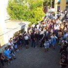 Intitolazione a Mirko Ferzini della Lazio di una palestra a Sante Marie 2