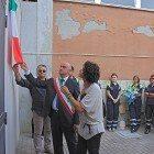 Intitolazione a Mirko Ferzini della Lazio di una palestra a Sante Marie (4)