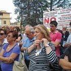 Manifestazione ospedale Tagliacozzo agosto  (3)