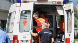 Centauro in coma dopo lo schianto sulla Tiburtina, ennesimo incidente della stagione