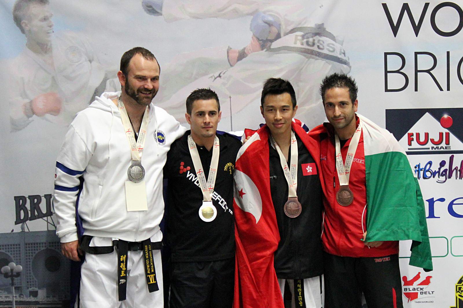 Taekwon-Do, Massimo Persia (2)