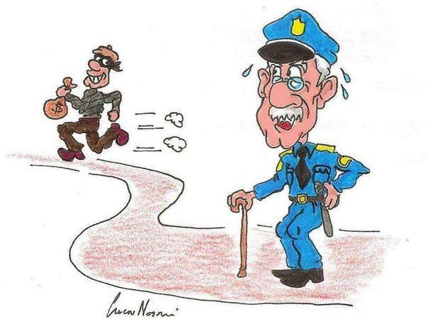 Criminalità fuori controllo in Marsica, ma le forze della polizia sono un quarto della Provincia