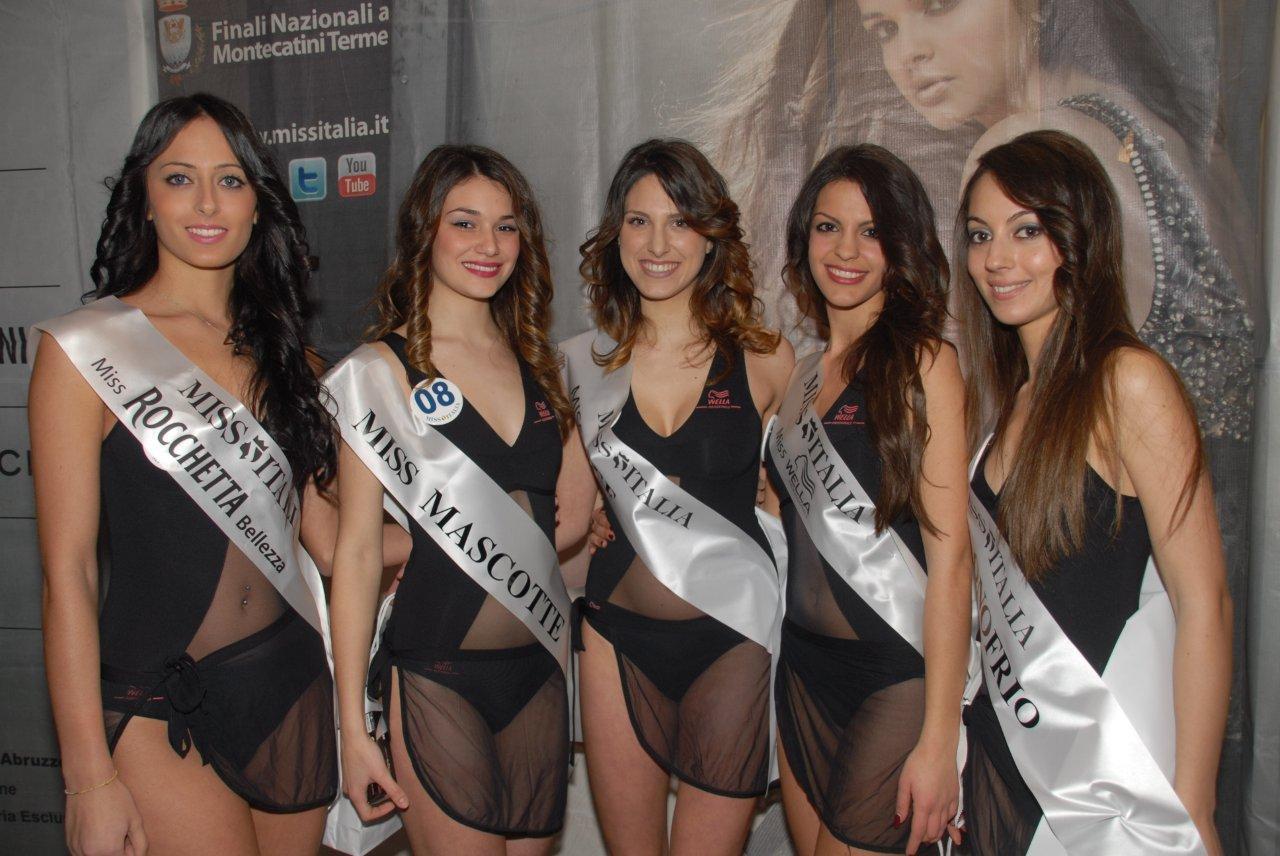 Miss Italia, il concorso