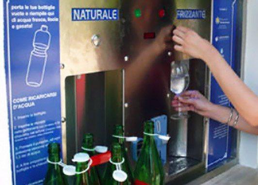 Arriva la fontanella con acqua frizzante a Tagliacozzo, ma è polemica sulle tariffe  MarsicaLive