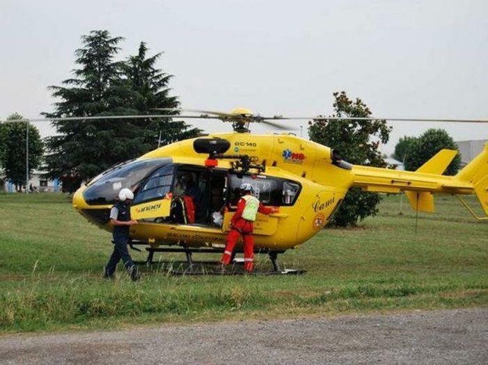 Cade da un pilone di 6 metri durante lavori di manutenzione alla LFoundry, grave un operaio
