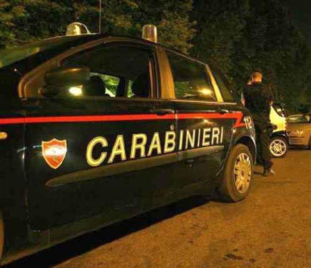 carabinieri volante notte
