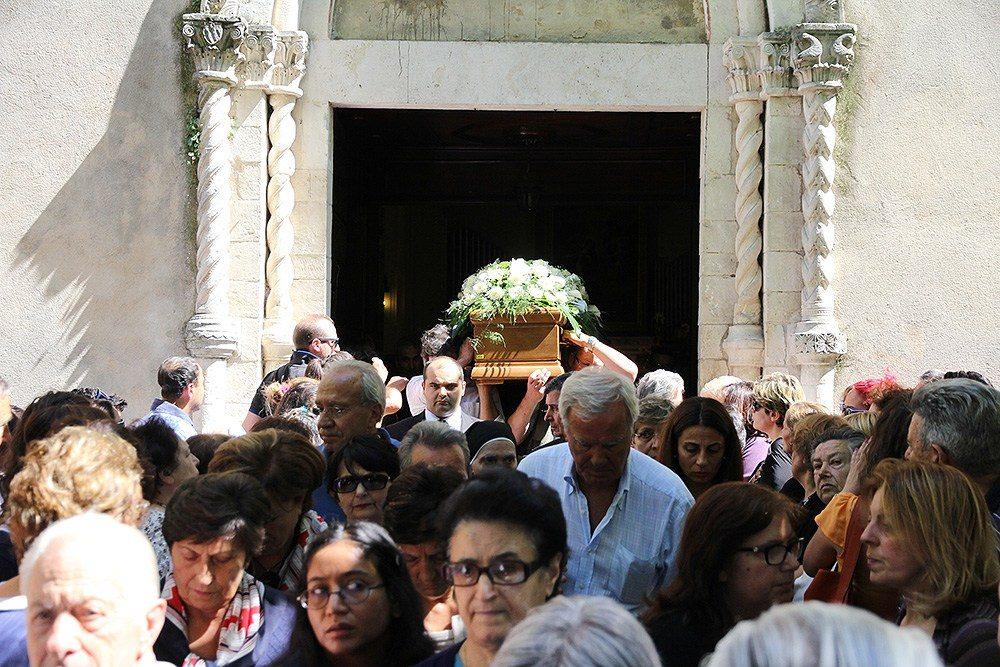Funerali disastro di San Donato Tagliacozzo vittime valerio antonio e antonello (10)