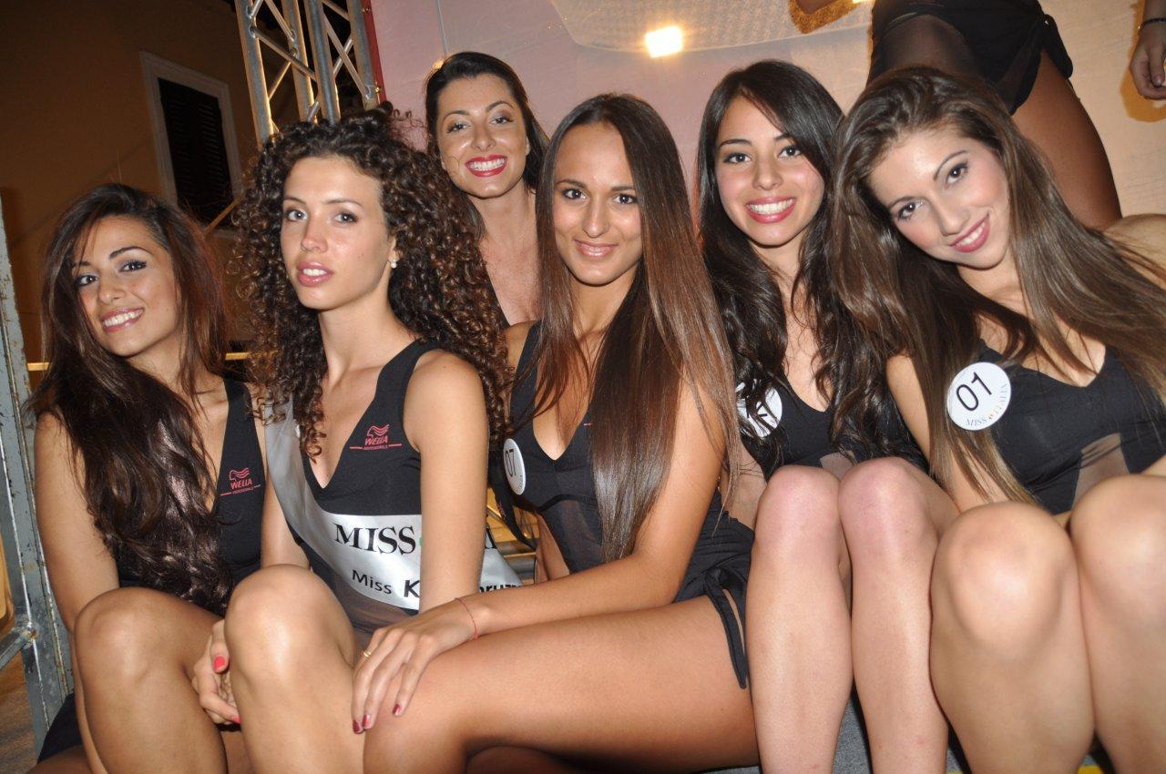 Le Ragazze Di Miss Italia - free porn