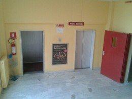 Caos all'ospedale di Avezzano, ascensori rotti e montacarichi per alimenti fuori uso