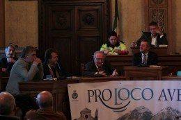 Primo incontro della Pro Loco per il Centenario del terremoto con Colapietra