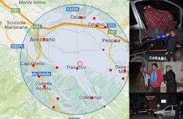 Scossa di terremoto di 3,9 gradi alle 4.16, paura nel Fucino e gente in strada in tutta la Piana
