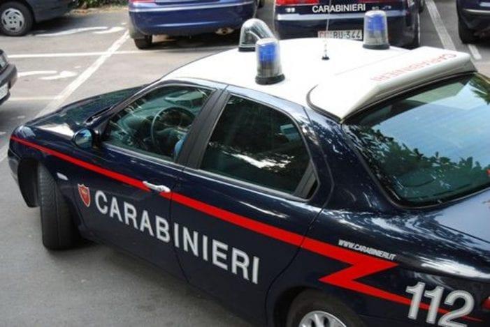 Furto notturno di gasolio, arrestati dai carabinieri due giovani marsicani colti sul fatto