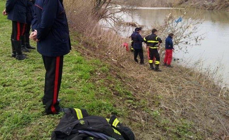 trovato cadavere nel fiume