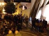 Gironi Divini 2015 folla alla manifestazione di Tagliacozzo dedicata a Dante (1)